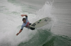 Mitchel Coleborn (AUS) in ASP World Qualifier Stock Photography