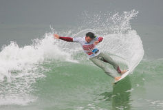 Mitchel Coleborn (AUS) in ASP World Qualifier Royalty Free Stock Images