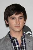 Mitchel Musso. At the American Music Awards Nominations, JW Marriott, Los Angeles, CA 10-11011 Royalty Free Stock Images