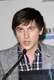 Mitchel Musso. At the American Music Awards Nominations, JW Marriott, Los Angeles, CA 10-11011 Royalty Free Stock Photo