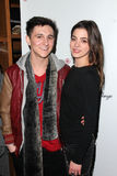 Mitchel Musso, Gia Mantegna Stock Images