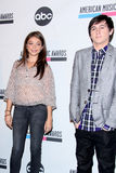 Mitchel Musso, Sarah Hyland Stock Photography