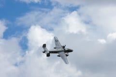 mitchell бомбардировщика b 25 американцов северное Стоковые Изображения RF