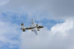 mitchell бомбардировщика b 25 американцов северное Стоковое Изображение