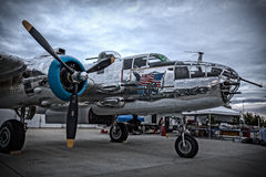 Mitchell B-25 Royalty-vrije Stock Fotografie