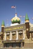 Mitchell Corn Palace stock fotografie