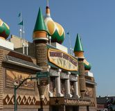 Mitchell Corn Palace Fotos de Stock