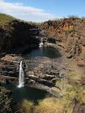 Mitchell falls, kimberley, west australia Stock Photography