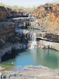 Mitchell falls, kimberley, west australia Stock Photos