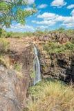 Mitchell Falls västra Australien Fotografering för Bildbyråer