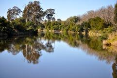 Mitchell Fluss Bairnsdale stockbild