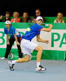 Mitchell Krueger at Zurich Open 2012 Stock Image