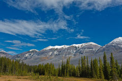 Mitchell Range, Canada Royalty Free Stock Photos