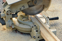 Free Miter Saw, Woodworking Power Tools Royalty Free Stock Images - 63728809