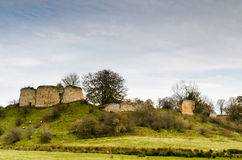 Mitford Castle Stock Photo