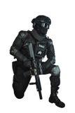 Mitglied des SWAT-Teams Lizenzfreies Stockbild