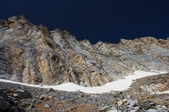 Mitikas le mont Olympe photos libres de droits