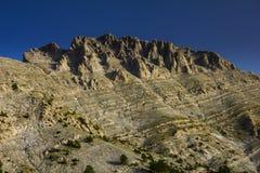 Mitikas Mount Olympus стоковое изображение