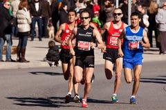 Mitja Marato Granollers 2013 Stock Image