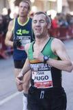 Mitja Marato Granollers Photo stock