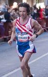 Mitja Marato Granollers Zdjęcia Stock