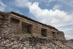 Mitla royalty free stock images