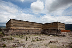 Mitla Stock Photo