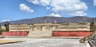 Mitla royalty free stock photos