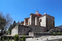Mitla, Oaxaca, Μεξικό Στοκ Εικόνες