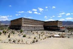 Mitla, Oaxaca, México Fotografía de archivo libre de regalías
