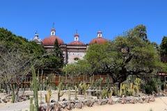 Mitla Oaxaca, Mexico Fotografering för Bildbyråer