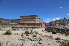 Mitla, Oaxaca, Mexique images stock