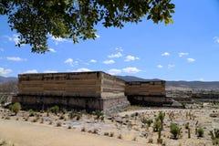 Mitla, Oaxaca, Mexique Photo libre de droits