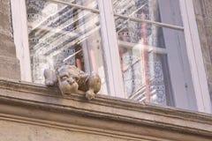 Mitologiczna istota, Avignon, Francja, Europa zdjęcie stock