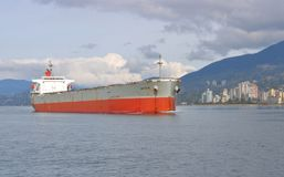 Mitose Cargo Ship Royalty Free Stock Image