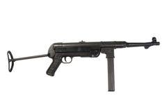 Mitragliatrice leggera MP40 Immagini Stock