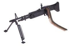 Mitragliatrice M60 Immagini Stock Libere da Diritti