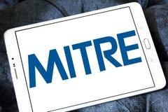 Mitre Corporation logo Stock Photography