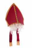 Mitre - the hat of Saint Nicholas Royalty Free Stock Photos