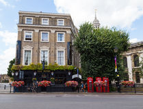 Mitre Pub Greenwich Royalty Free Stock Photography