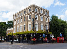 Mitre Pub Greenwich Stock Images