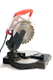 Mitre saw Royalty Free Stock Photo