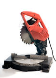 Mitre saw Royalty Free Stock Image