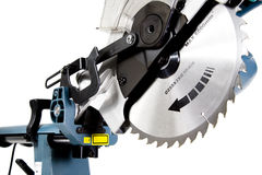 Mitre Saw Stock Image
