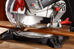 Mitre saw Stock Photos