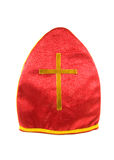 Mitre of Sinterklaas Stock Photography