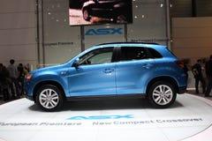Mitsubishi ASX Stock Image