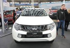 Free Mitsubishi At Belgrade Car Show Stock Photography - 116937372