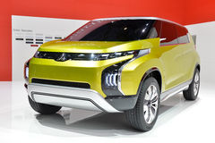Mitsubishi begrepp AR Arkivbild