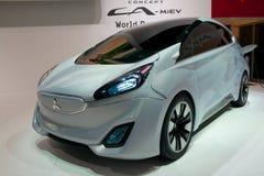 Mitsubishi C-MIEV concept car Stock Images